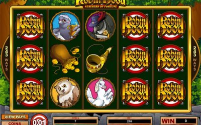 Robin Hood: Feathers of Fortune