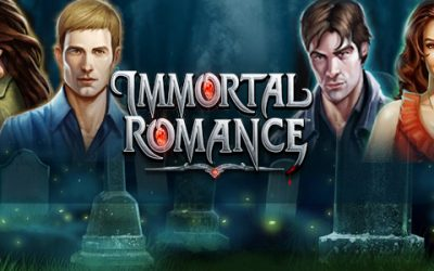 Romance With Immortal Romance Slot