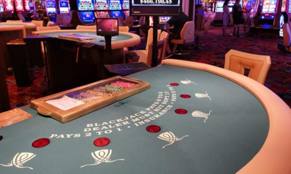 Online Casinos Could Be Used As a Training Ground